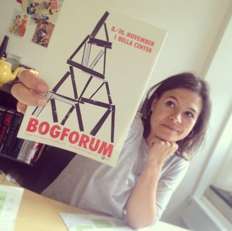 Tina Marie - bogforum 2013