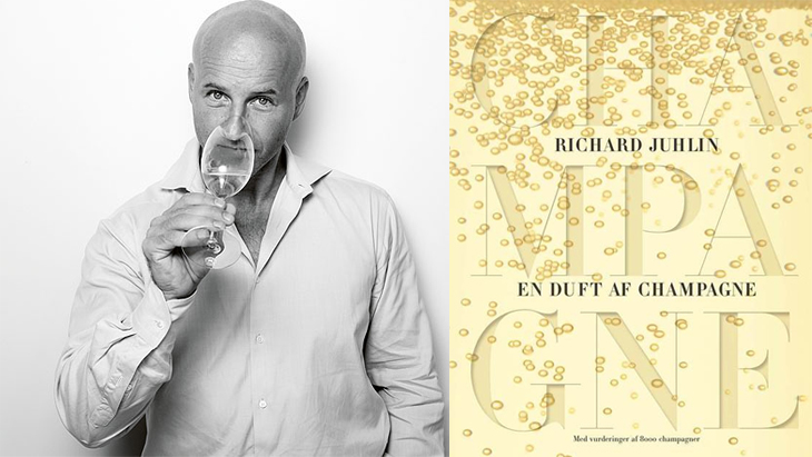 en duft af champagne bog