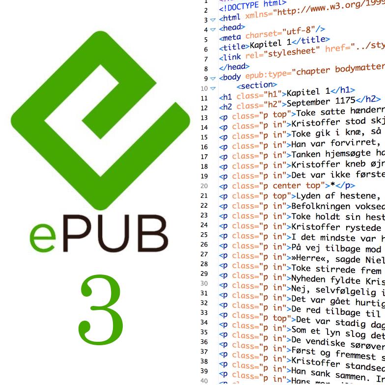 EPUB 3 logo
