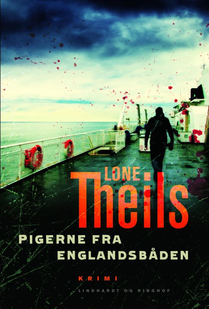 Lone Theils, Nora Sand serien, krimi, krimiserie, pigerne fra englandsbåden