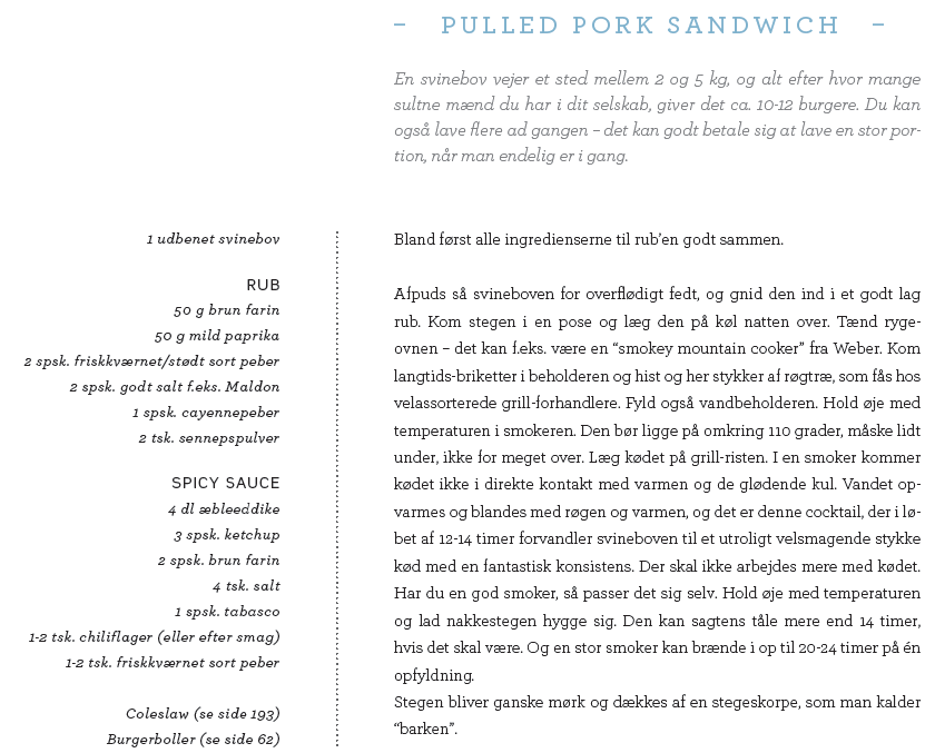 Brdr. Price pulled pork Lindhardt og Ringhof