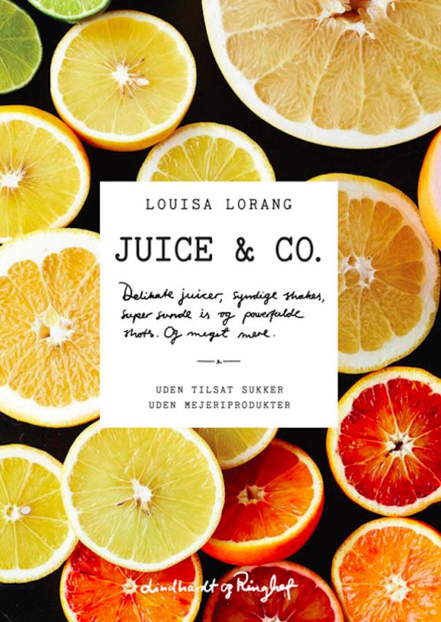 Juice & Co. Louisa Lorang Lindhardt og Ringhof