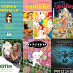 Efteråret 2015: Bøger til børn og unge fra CARLSEN