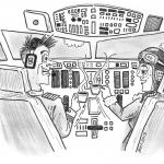 Bliv en god pilot for dit barn