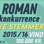 Carlsens romankonkurrence: NYE STEMMER