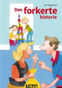 Den forkerte historie Cover.indd