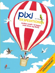 Pixi-ekspeditionen COVER.indd