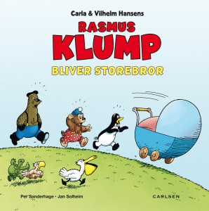 Rasmus Klump bliver storebror cover.indd