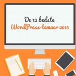 De 12 bedste WordPress-temaer 2015 – kommunikér dit brand visuelt