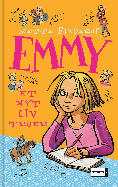 Emmy serien Mette Finderup