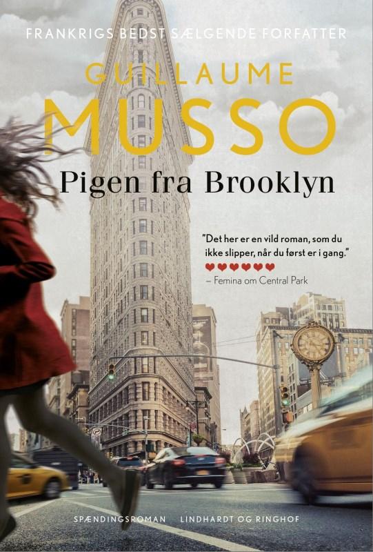Pigen fra Brooklyn, Guillaume Musso