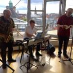 Fejring af en fødselar og jubilar: Peter Poulsen, 75 år