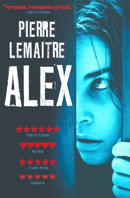 krimi, kriminalroman, mord, Pierre Lemaitre, Alex, Camille