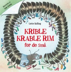 Krible krable rim (c) Forlaget Carlsen