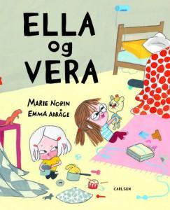 Ella og Vera (c) Forlaget Carlsen