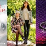 Forfatterliv: Dorte og Louise Roholte om at være mor og datter og kollegaer