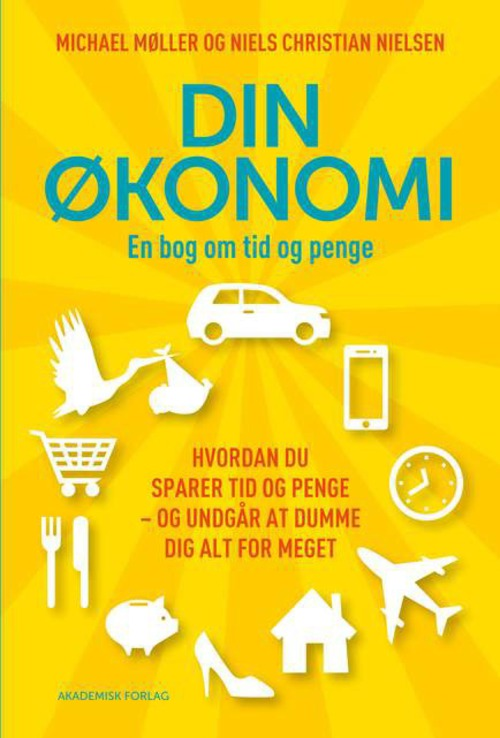 Din okonomi en bog om tid og penge
