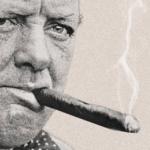 Fan af Churchill siden barndommen