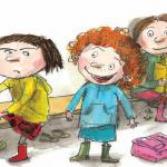 Konflikter mellem pigerne i børnehaven