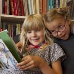 Børn på Bogforum 2015