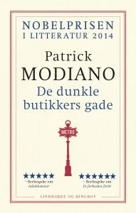 MODIANO_DE_DUNKLE_BUTIKKERS_forside_x.indd