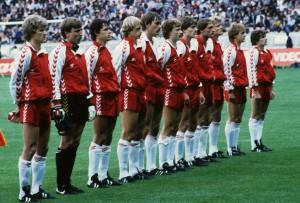 Landshold 1986