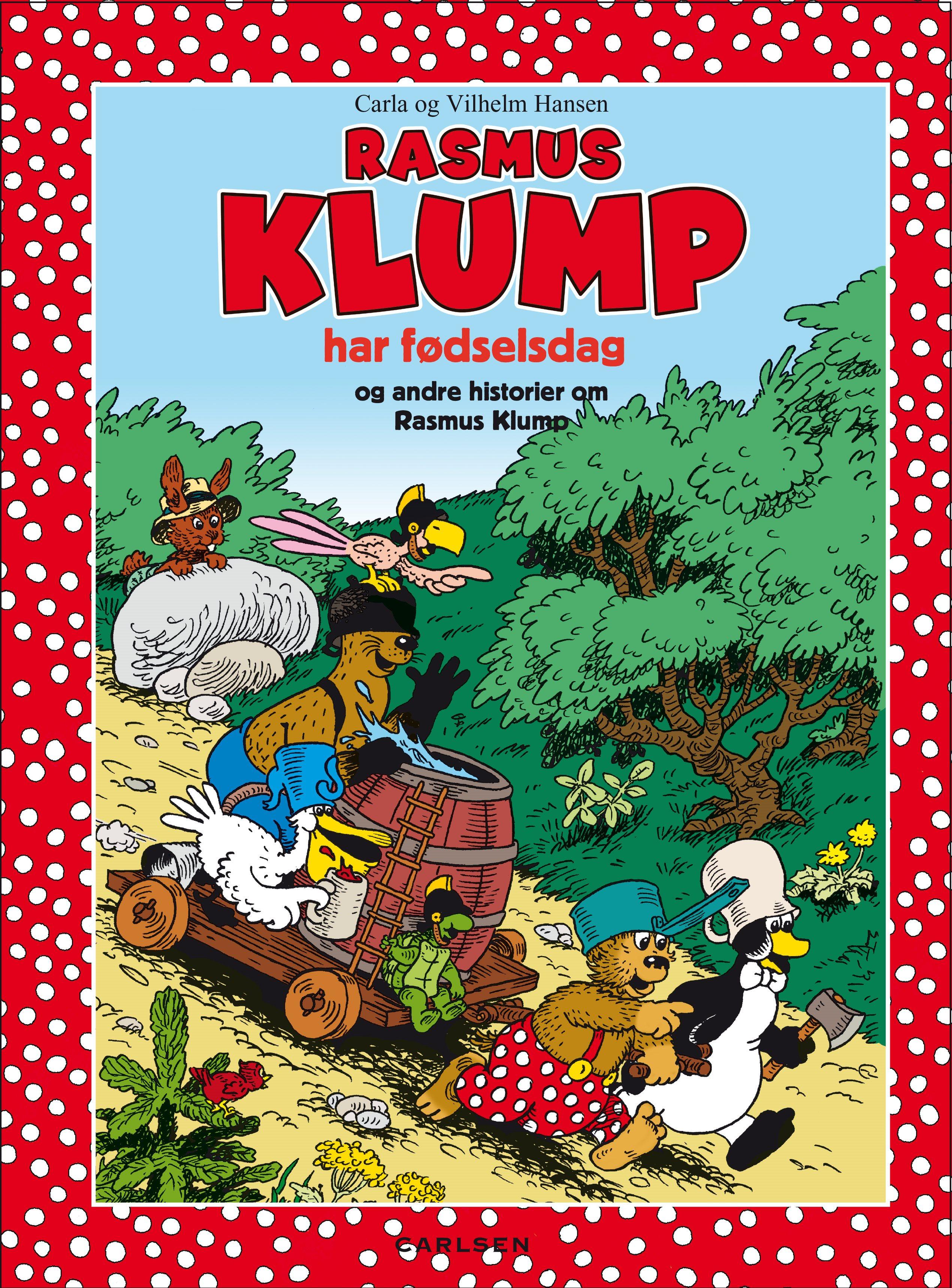 Rasmus Klump bog