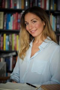 Forfatter Katrine Engberg