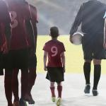 De fleste drenge vil være verdens bedste fodboldspiller
