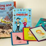 Sådan kan børn lære engelsk derhjemme