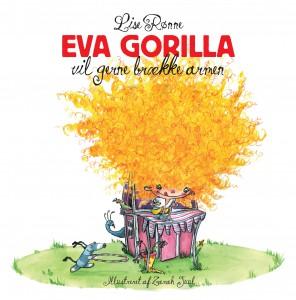 Eva Gorilla vil gerne brække armen COVER.indd