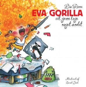Eva Gorilla vil gerne lege noget andet COVER.indd