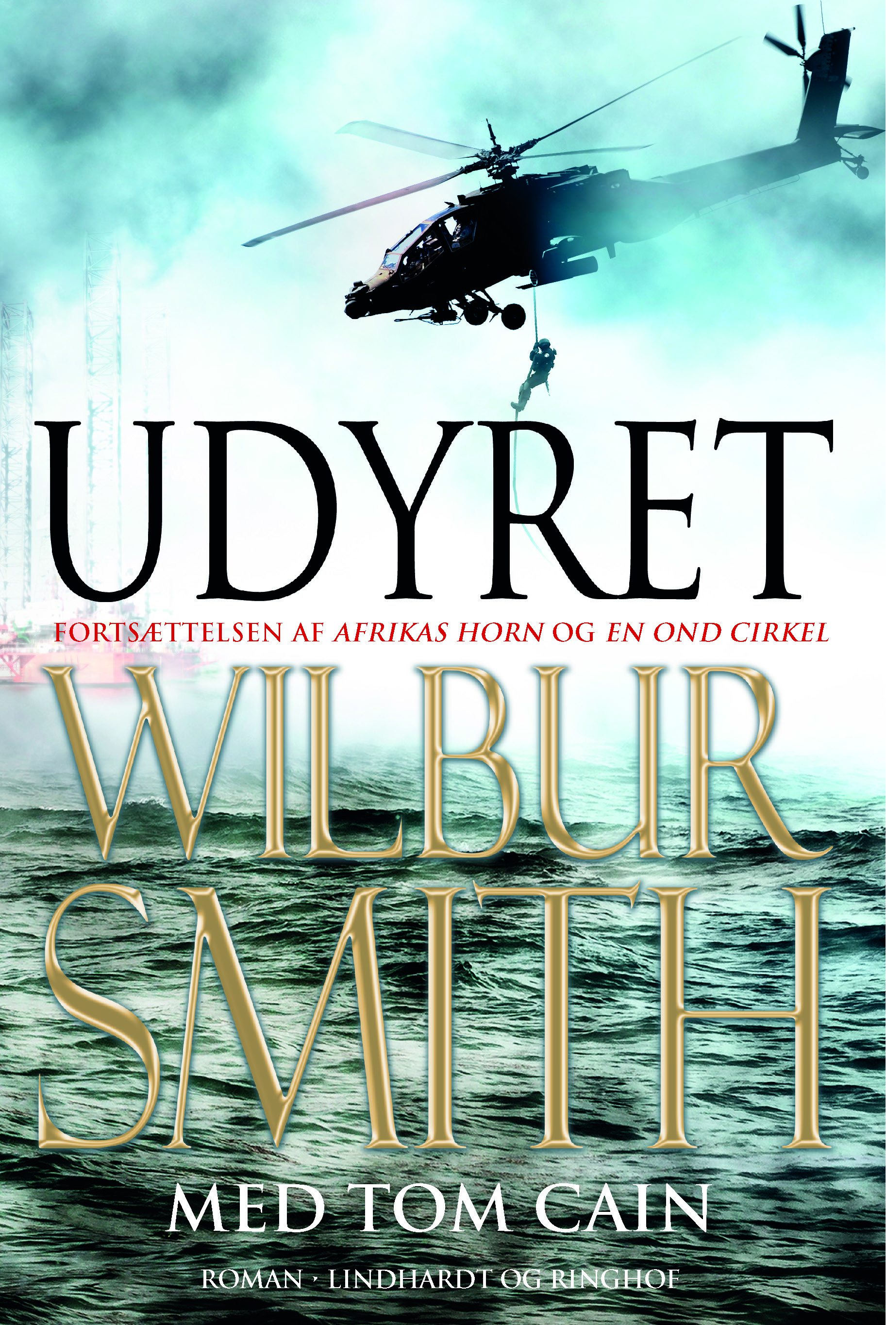 wilbur smith udyret