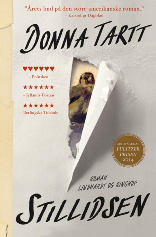 sommerlæsning paperbacks lindhardt & ringhof forlag Donna Tartt Stillidsen