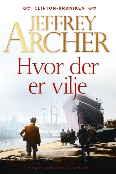 anmelderrost roman god bog Jeffrey Archer slægtsroman slægtskrønike romanserie