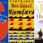 4 romaner du skal læse dette efterår
