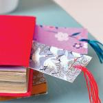 DIY: Lav dine egne bogmærker