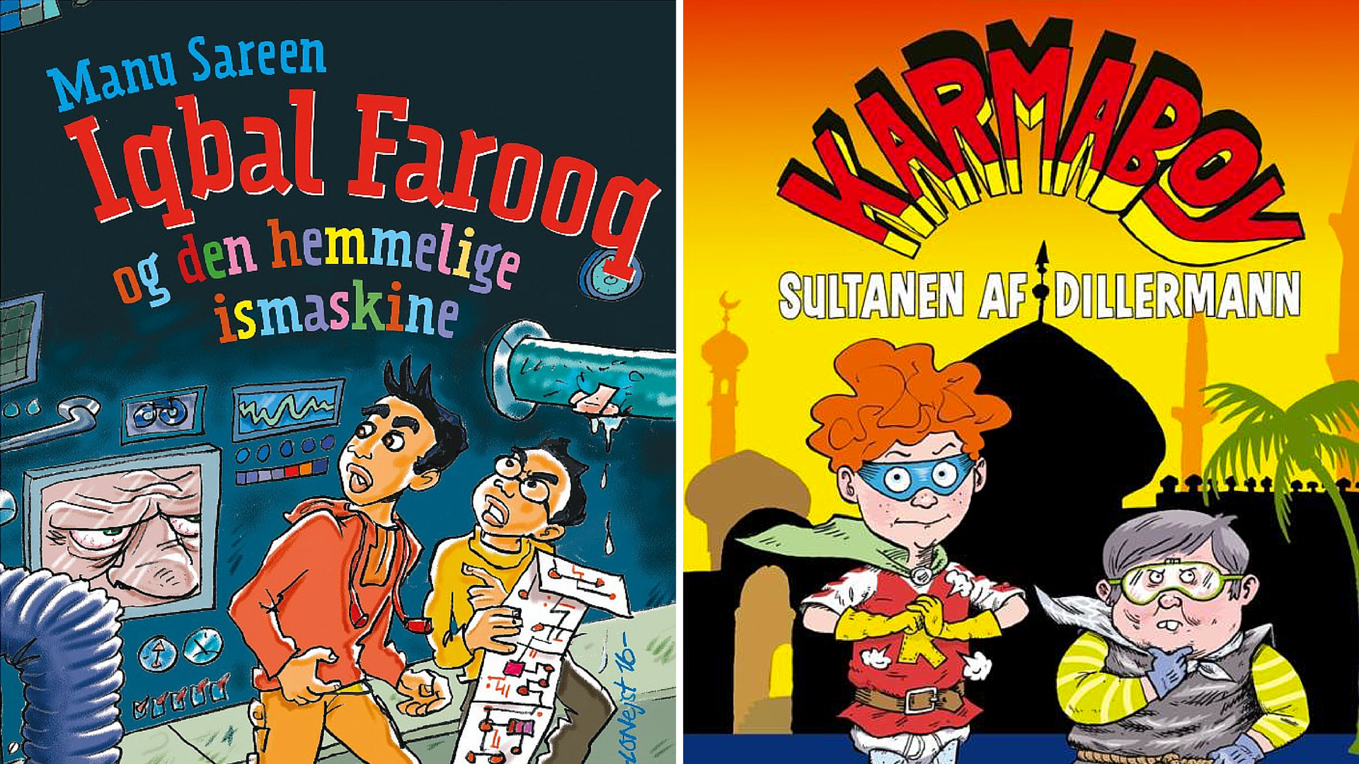 børnebøger 8 år