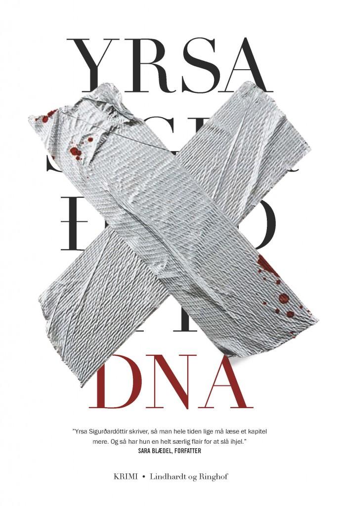 krimi, kriminalroman, mord, Yrsa Sigurdardottir, DNA, Island, Reykjavik, Huldar, Freya