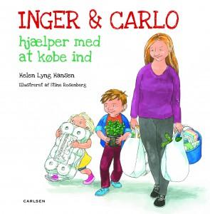 Inger og Carlo køber ind COVER.indd