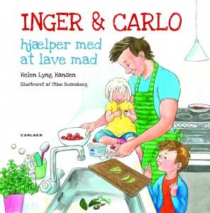 Inger og Carlo laver mad COVER.indd