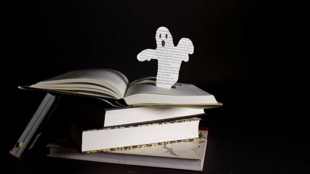 halloween, uhyggelige bøger, børnebøger, gyserhistorier, gys og gru