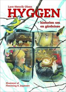 Lars-Henrik Olsen, Hyggen - om en gårdnisse, nissebog, jul, julebog