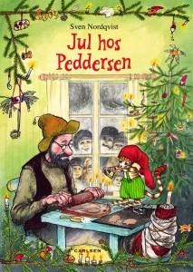 Jul hos Peddersen, Sven Nordqvist, Peddersen og Findus, jul, julebog