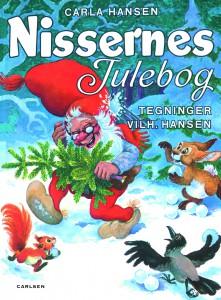 Nissernes Julebog, Carla og Vilhelm Hansen, nissebog, jul, julebog
