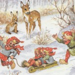 De bedste julebøger til børn og barnlige sjæle