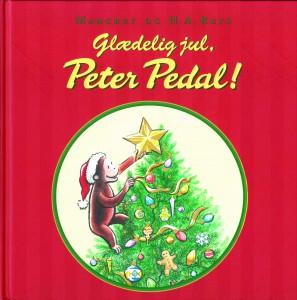 Peter Pedal, Glædelig jul Peter Pedal, jul, julebog