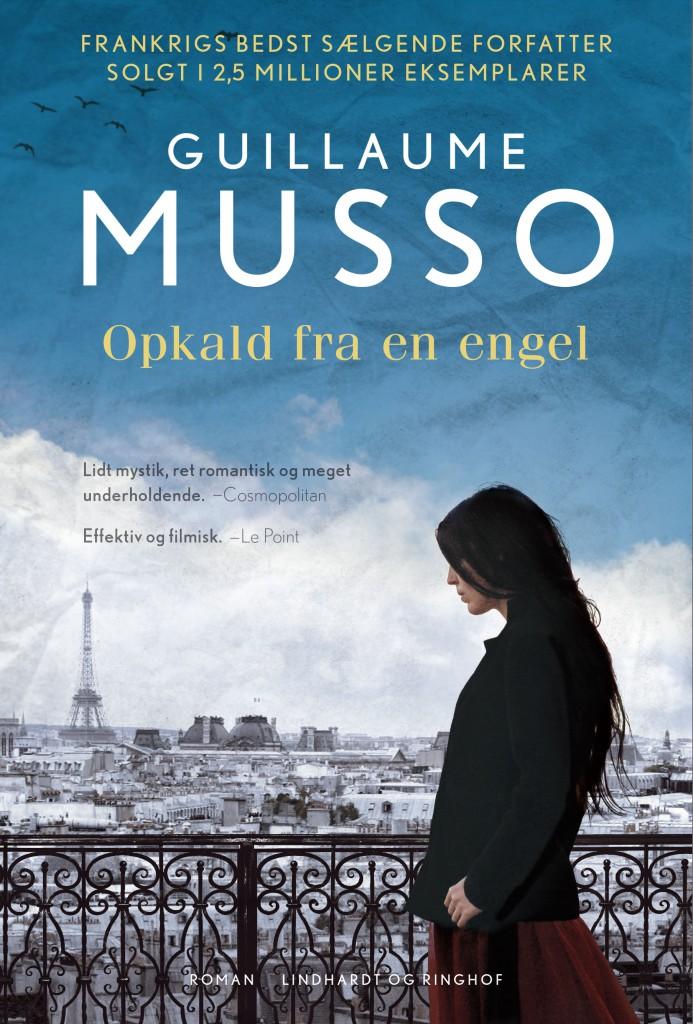 sommerlæsning paperbacks lindhardt & ringhof forlag Guillaume Musso Opkald fra en engel