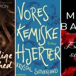 De bedste kærlighedsromaner i 2017