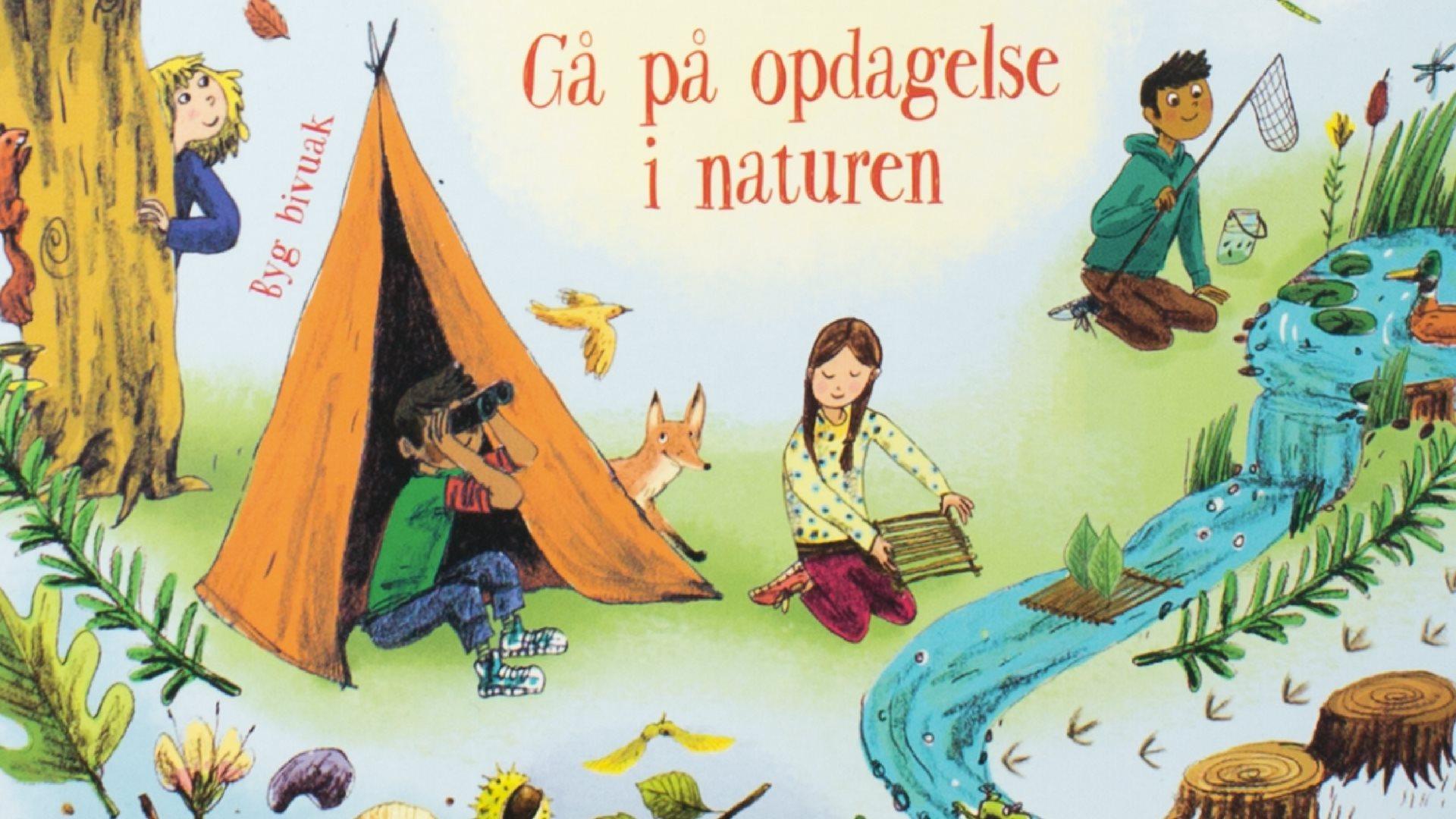 Min bog om friluftsliv